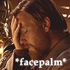 jedibuttercup: Obi-Wan Kenobi face-palming (facepalm)
