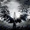 jedibuttercup: Dracula, framed by bats (dracula)