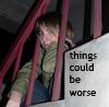 kamonohashi: (me - things could be worse)