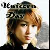 kamonohashi: (Yoko - unicorn day)