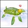 oceantheorem: (turtle love)