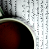 oceantheorem: (coffee and writing)