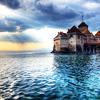 oceantheorem: (castle water)