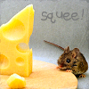 oceantheorem: (squee mouse cheese)
