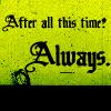 cookiedough: (HP - Always Text Green)