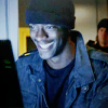 blueswan: (Leverage Hardison smile and glow)