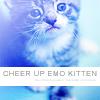 mizkellie: (cheer up emo kitten)