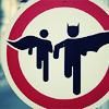 sparkythegeek: (Batman crossing)