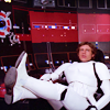sparkythegeek: (SW - Han with feet up)