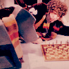 nonesane: (Playing some chess.)