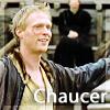 nonesane: (Chaucer)