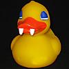 platypus: (duck - vampire)