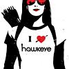 platypus: (Hawkeye heart)