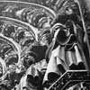 ysilme: Close-up of gothic porch at Strasbourg Cathedral (Straßburger Münster)