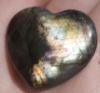 vmerveilles: labradorite heart (crystal, labradorite)