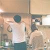 akujou: (「ストック」。カップル料理)