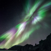 flux_and_flow: photo of the aurora (Default)