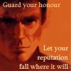 vesta_aurelia: BUJOLD - Aral honor vs. reputation (bujold, faceAral, honorVSreputation)