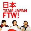 mysterismileimport: (team japan!)