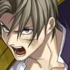 bellflower: Angered Hasebe, from Touken Ranbu ([TR] Enraged Hasebe)