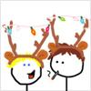 qaf_one_liners: (antlers)