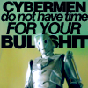 elleflies: (DW: Cybermen Bullshit)