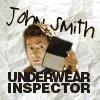 elleflies: (DW: Underwear Inspector)