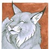 tuftears: Happy Lynx (Happy)