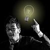 corbeau: (Light bulb, Idea, David Tennant)