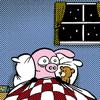 corbeau: (PBS, Pig, no sleep)