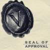 linndechir: (seal of approval)
