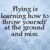shrikeseams: (flying (HHGTTG))