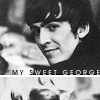 hopelessfangirl: (BEATLES // George - My Sweet)