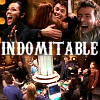 fourandtwenty: Team Tardis.  On the TARDIS. (DW: Indomitable)