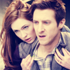toxic_corn: uh, amy and rory on a motorbike? (DW: rory&amy - motorbike)