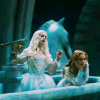 salted_caramel: The White Queen and Alice from Tim Burton's Alice In Wonderland (Alice In Wonderland)