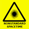 fourandtwenty: nonstandard spacetime warning symbol (_support, nonstandard spacetime)