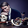 enchanted_manit: (Hannibal Skull)