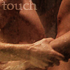 guavejuice: (touch)