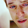 toxic_corn: Rory cries manly tears at leaving the other Amy behind. (DW: rory - tears)