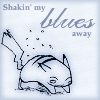 inkstain: ([Pikachu] Shakin my blues away)