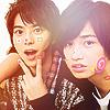hazellexkiss: (Silly Kento and Shori)