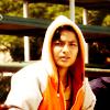 dharmavati: Komal Chautala wearing a hoodie while on the bench ({chakde} chilling on some gun powder)