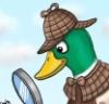 nomnivore: (detective duck)