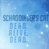 kazbaby: this has always just struck me as really damn cool. (Schrodinger's Cat)
