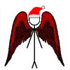 itches: (Angel Santa)
