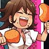 muncher: 4koma. (MANGA ► chow time!)