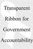 flwyd: (transparent ribbon for government accoun)
