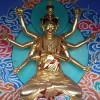 flwyd: (Taoist goddess Doumu)