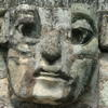 flwyd: (copán ruinas stone face)